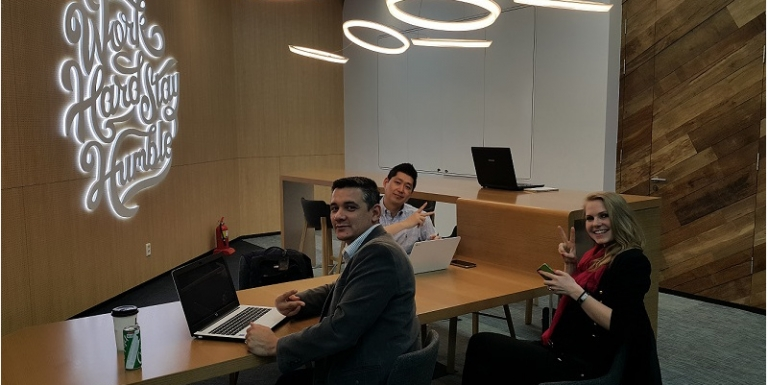 AV Korea Core Team at Google Campus Seoul