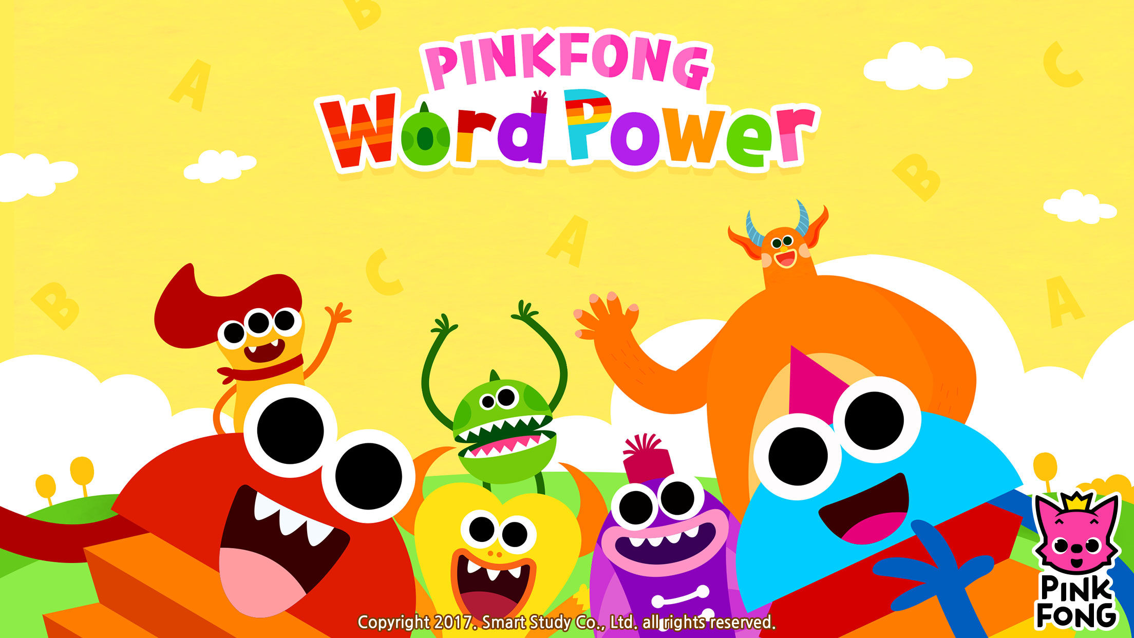 pinkfong wordpower