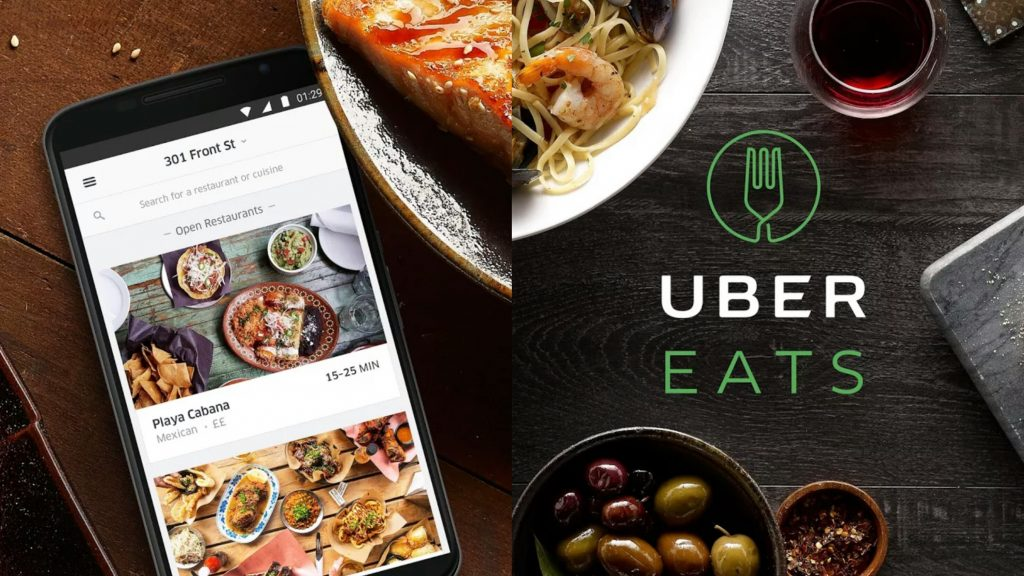 Image Result For Uber Food Delivery Driver