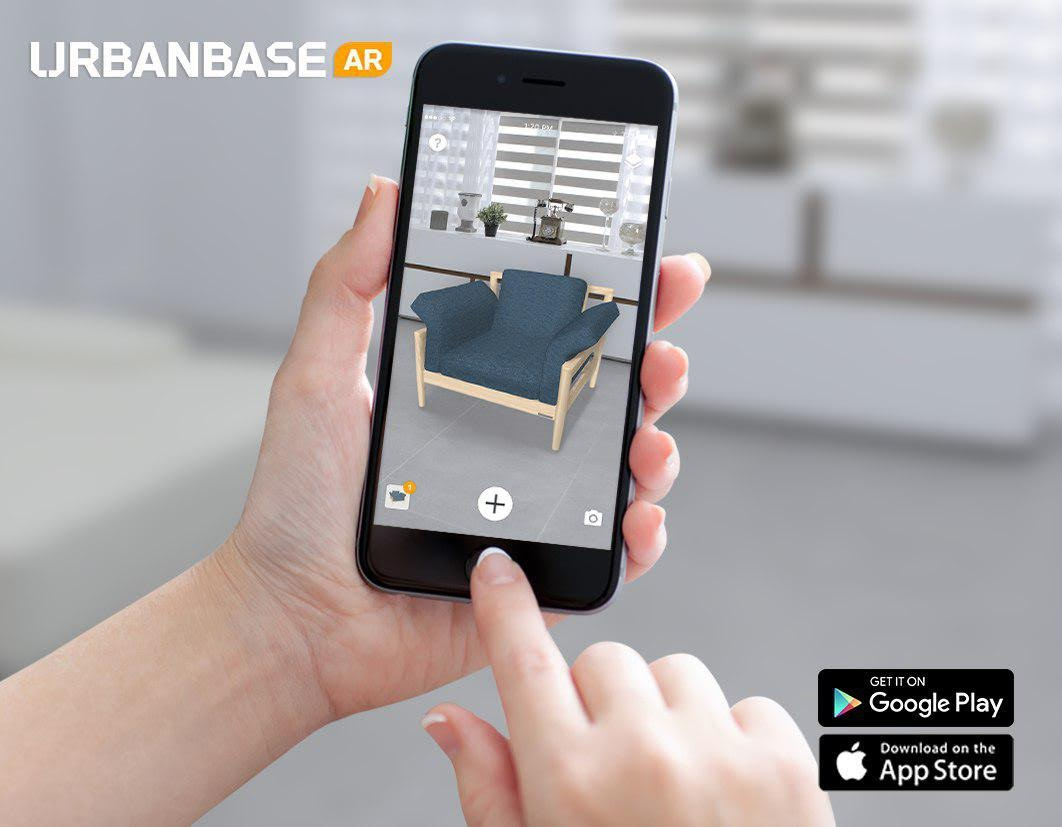 Urbanbase (CEO Hajin Woo) Has Launched Urbanbase AR, A Home Augmented  Reality (AR) App. This Is The First Time That A Domestic Technology  Platform Company, ...